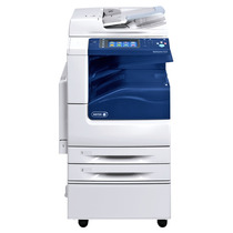 Copiadora Mult Xerox Wc 7220 Full Color Tabloide Touch Red D