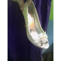 Lote Zapatos Dama Vestir Zandalias Maria Piazzola Y Scady