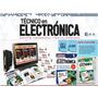 Tecnico En Electronica Circuitos Y Reparacion + Bonos