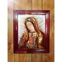 Cuadro De Repujado Virgen De Guadalupe