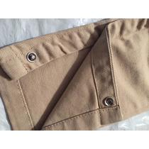 Pantalon Jean Gabardina Pañaleros Carters Original 9 Meses