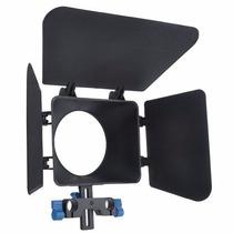 Mattebox M1 Para Filmadoras E Câmeras Dslr Profissionais