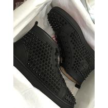 Tennis Zapatos Sneakers Christian Louboutin 100% Originales