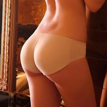 Panty Levanta Glúteos Calzón C/relleno Aumenta Pompi Pantie