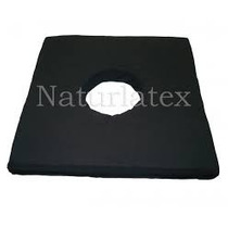 Almofada Quadrada Com Orificio Latex Naturlatex