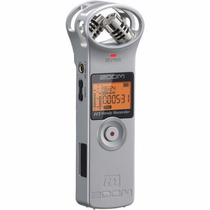 Zoom H1 - Edition Silver Handy Recorder