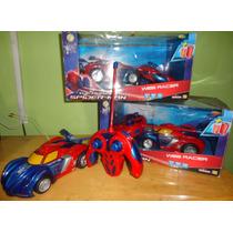 Spiderman Web Racer Kreisel,