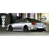 Vaterra Nissan Silvia S15 V100-c 1/10 2.4ghz Rtr Vtr03008