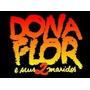 Dvd Seriado Dona Flor E Seus Dois Maridos (viva) 8 Dvds