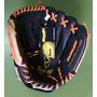 Guante Gs-1203 Softbol Beisbol 12 Pulgadas Cuero Natural