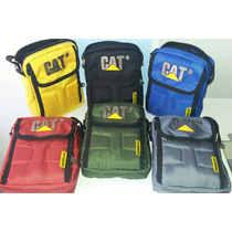 Carriel Cartera Caterpillar Cat