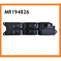 Conjunto Botao Interruptor Vidro L200 Pajero Sport Outdoor