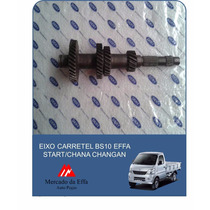 Eixo Carretel Bs10 Effa Start/chana Changan