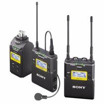 Microfone Sony Uwp-d16 Lapela Sem Fio Plug On De Mãopromoçao