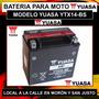 Bateria Yuasa Ytx14-bs Moto Bmw F650gs F800gs R1200gs Africa