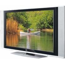 Tv 42 Lg Plasma Tela Plana Hd C/ Suporte Parede Pip Cc Sap