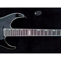 Esp Ltd H-1001 Deluxe - Com Case!