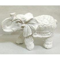 Elefantes De Yeso Grandes Para Pintar