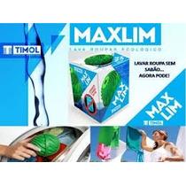 Max Lim: Lava Roupas Sem Sabão, (bolinha Magica) Ecológica.