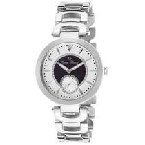 Reloj Lucien Piccard 10268-22-bka Es Casablanca Stainless