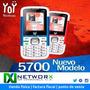 Teléfono Celular Yoy 5700 Liberado Doble Sim Radio Nuevo