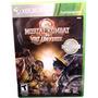 Mortal Kombat Vs Dc Universe ! X- Box 360 Fisico Y Nuevo!