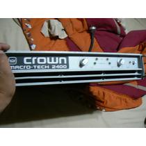 Crown Macro Tech 2400 Poder Original
