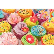 Cupcakes Decorados Personalizados 100% Artesanales