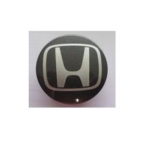 Calota Tampa Roda Honda Fit City New Civic Prata Original