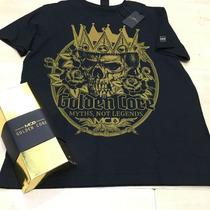 Camiseta Mcd Golden Core Myths, Not Legends
