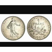 Moeda Francesa (republique Français)