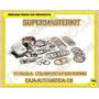 Supermasterkit Caja-automatica 42rle/a606/42le Cherokee/dako