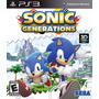Sonic Generations Ps3 Digital