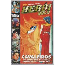 Herói 26 Cavaleiros Zodíaco Dragon Ball Gundam Frete Grátis