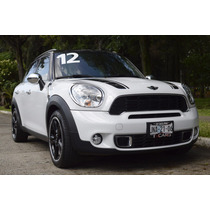 Mini Cooper Countryman Hot Chili S 2012, Realmente Impecable