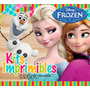 2x1 Mega Kit Imprimible Personalizable Frozen Disney