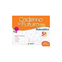 Kit Caderno Do Futuro Ling Por, Mat, Cien, Hist E Geo 5ª Ano
