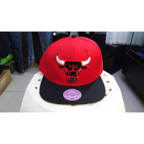 Gorras Mitchell & Ness Chicago Bulls Snapback