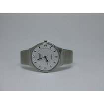 Relógio Swatch Swiss Feminino Prata Delicado Importado