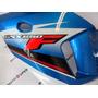 Carenagem Lateral Esquerda Suzuki Gsx650f 1999/2016 Usada