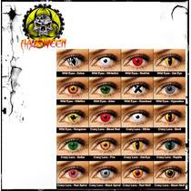 Pupilentes Para Halloween