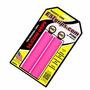 Grips Puños Ultra Ligeros Esi Grips Racers Edge Rosa 50g