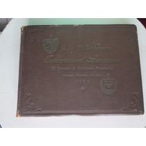Libro Antiguo Conferencia Internacional Americana Banderas