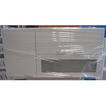 Alacena 120 X 60 X 30 Puerta Rebatible,vidrio Esmerilado.