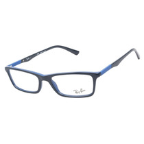 Lentes Oftálmicos Ray Ban Rb 5284 5137 Black & Blue