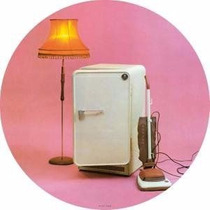 The Cure - Three Imaginary Boys Picture Disc Lp Nuevo Import