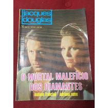 Fotonovela Jacques Douglas N 60 O Mortal Malefício Do Diaman