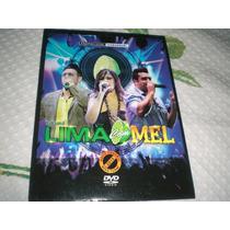 Dvd Limão Com Mel-tour 2015(promo)novo