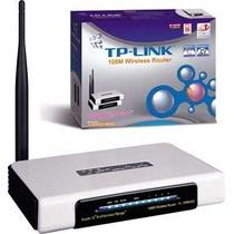 Router Inalámbrico Tp-link Tl-wr642g, Nuevos En Caja