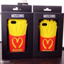 Case Moschino Papas Fritas Iphone 5/5s/5c/6/6s